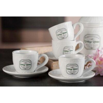 SERVIZIO CAFFE' NIVEN X4PERSONE A2C