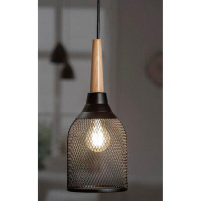 LAMPADA DA SOFFITTO IN METALLO KAIROS