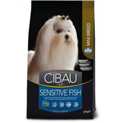 CIBAU SENS.FISH MINI KG 2,5