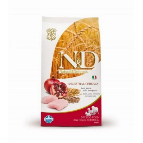 ND DOG LOW AD PO/ME 12 KG