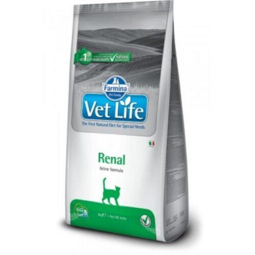 VET LIFERENAL CAT KG.2