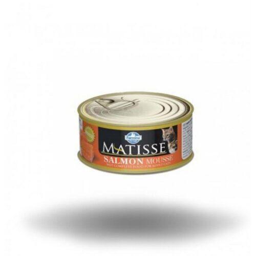 MATISSE SALMON MOUSSE GR.85