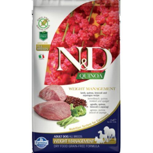 ND DOG QUI/AG/BR 2,5 KG