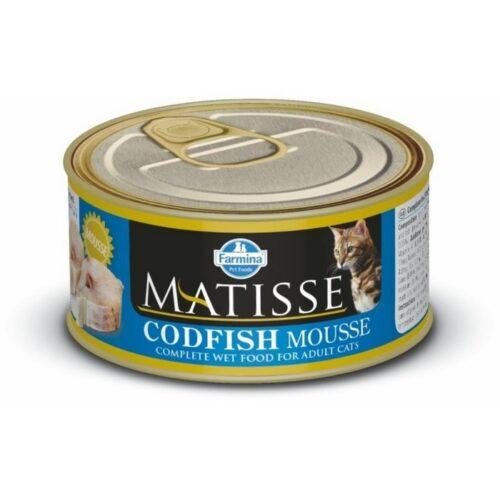MATISSE CODFISH MOUSSE GR.85 NEW