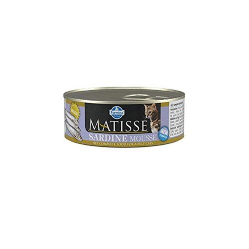 MATISSE SARDINE MOUSSE GR.85 NEW