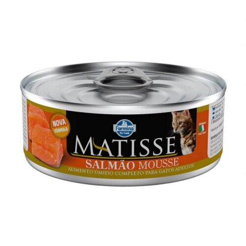 MATISSE SALMON MOUSSE GR.85 NEW