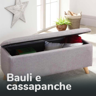 BAULI E CASSAPANCHE