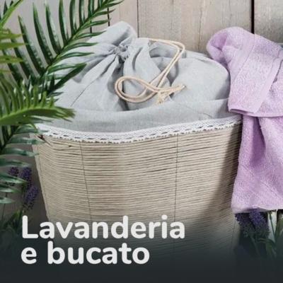 LAVANDERIA E BUCATO