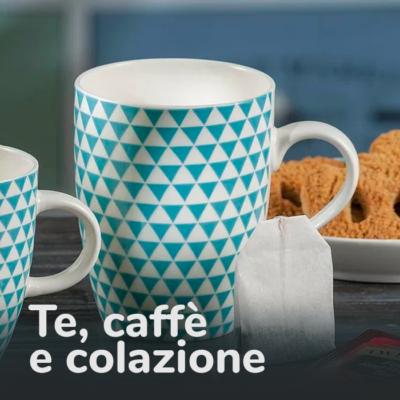 CAFFE' THE E COLAZIONE