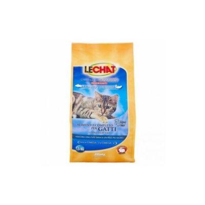 LECHAT CROCC. TONNO/SALMONE KG.1,50