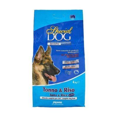 SPECIAL DOG CROCCHETTE TONNO/RISO KG.4