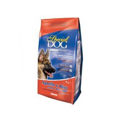 SPECIAL DOG CORCCHETTE AGNELLO/RISO