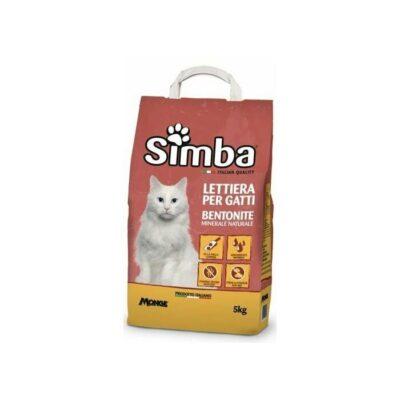 SIMBA LETTIERA BENTONITE KG.5