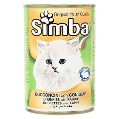 SIMBA BOCCONCINI CONIGLIO GR.415