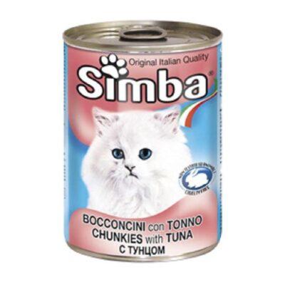 SIMBA BOCCONCINI TONNO GR.415