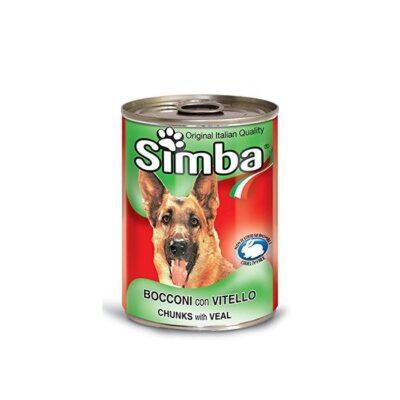 SIMBA CANE VITELLO GR.415X24