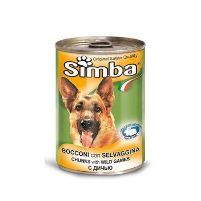 SIMBA BOCCONI SELVAGGINA GR.415
