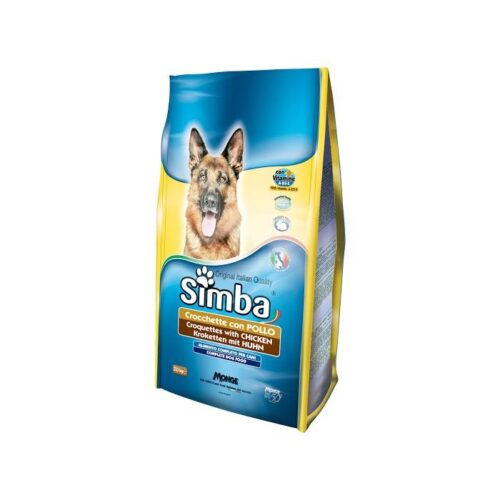 SIMBA CANE CROCCHETTA POLLO KG.20