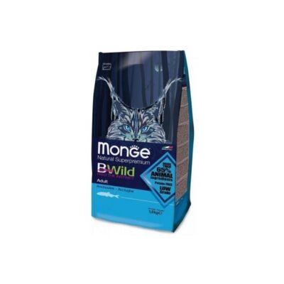 MONGE BW LG CAT ACCIUGHE KG.1,5X6