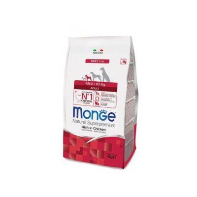 MONGE MINI ADULT KG.7,5