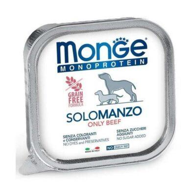 MONGE DOG MONOPROTEICO 100% GR.150