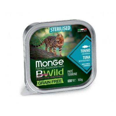 MONGE BWILD CAT GR.100