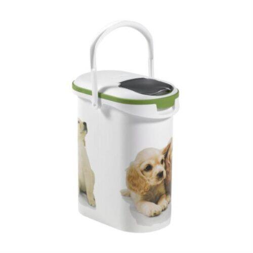 CONTENITORE PER ALIMENTI DOGS 4 KG