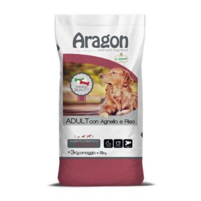 ARAGON ADULT AGNELLO/RISO KG.15+3