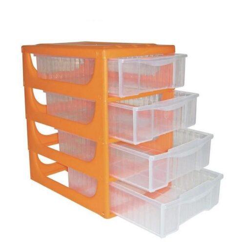 HOBBY BOX 4 CASSETTI COL.ASS