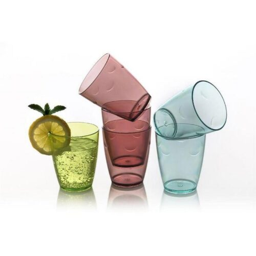 SET 8 KRISTAL GLASS CC 280