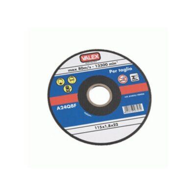 DISCO ABR.FINE TAGLIO METALLI 115MM 1,2