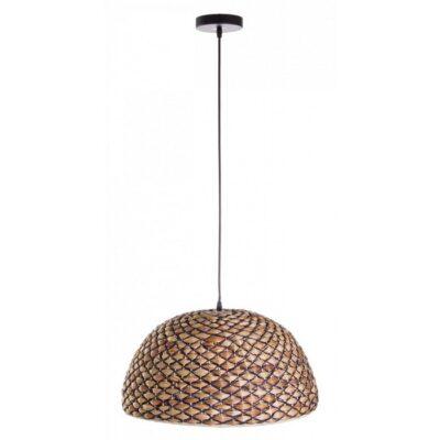 LAMPADARIO GRID NERO