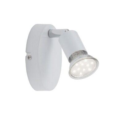 SIMPLE - SPOT 1 X GU10 LED 3 WATT 250 LUMEN 3000K BIANCO